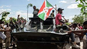بوروندي.. الحكومة تؤكد استسلام قادة محاولة الانقلاب وعودة الرئيس