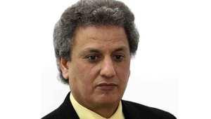 الصحفي الليبي مفتاح عوض بوزيد رئيس تحرير جريدة برنيق