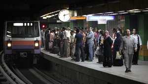 إصابتان في انفجار عبوات ناسفة بمحطات مترو القاهرة