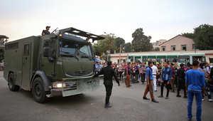 مصر: جرح سيدة بانفجار عبوة ناسفة أمام القصر الرئاسي بالقبة وموجة التفجيرات تتصاعد