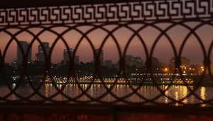 منظر عام للقاهرة