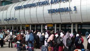 تدريبات عسكرية تغلق أجواء مطار القاهرة لليوم الثالث