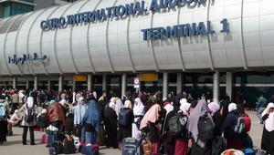 السفارة السعودية تنفي تعرض مواطن سعودي للضرب من قبل 7 رجال أمن مصريين بمطار القاهرة..  وتؤكد: شائعة لإثارة الرأي العام