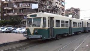 """تصادم بين قطاري """"مترو مصر الجديدة"""" وأنباء عن إصابات وخسائر مادية"""