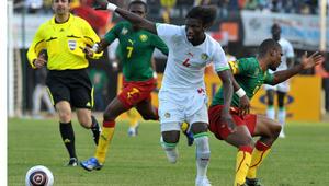 """معركة الأسود الأفريقية بين السنغال والكاميرون في ربع نهائي """"كان"""""""