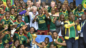 الكاميرون تحقق لقبها الأفريقي الخامس وتحرم العرب من المشاركة بكأس القارات