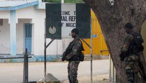 قوات كاميرونية قرب الحدود النيجيرية