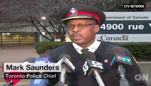 """الشرطة الكندية: المتهم بطعن عسكريين قال """"الله أمرني بالقدوم إلى هنا وقتل الناس"""""""