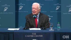 """جيمي كارتر """"الرئيس الإنسان"""" يُعلن قهره السرطان"""