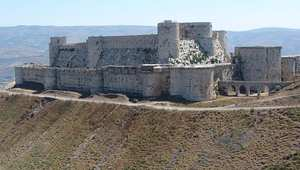 القلعة الصليبية سوريا