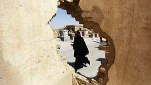 """حظرت """"داعش""""على الفتيات بالموصل الخروج إلا للضرورة القاهرة، على حد ما نقلت صحف"""