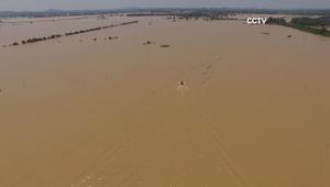 شاهد.. فيضانات جارفة تقتل العشرات في الصين