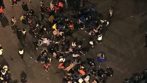 أولى كوارث 2015.. مصرع 35 وجرح العشرات خلال احتفالات العام الجديد بالصين