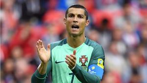 رونالدو يرزق بتوأم ويغيب عن البرتغال في مباراة المركز الثالث