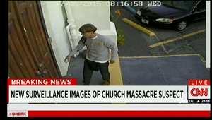 حصريا على CNN: الصور الأولى للمشتبه الرئيسي بإطلاق بقتل 9 مصلين بكنيسة للسود في أمريكا