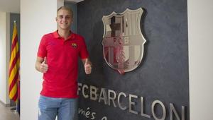 سيليسين ينتقل إلى برشلونة بعقد يمتد لـ 5 مواسم