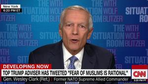 قائد الناتو السابق: على مستشار ترامب مراجعة تحذيراته من المسلمين
