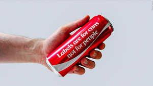 """""""كوكاكولا"""" تزيل اسمها من منتجاتها بحملة ترويجية لشهر رمضان"""