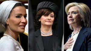 أثارت الرسائل الجدل بشأن وساطة شيري بلير بين هيلاري كلينتون والشيخة موزة