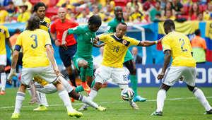 كولومبيا تتأهل لدور الـ16 بالفوز على ساحل العاج