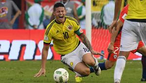 كولمبيا وتشيلي تتعادلان سلبيا بتصفيات المونديال