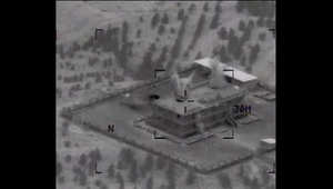 بالفيديو.. قيادة الجيش الأمريكي تنشر مقطعا لضرب مجمع لداعش