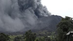 كوستاريكا: انفجاران في بركان.. وتحذير السكان من الغازات والرماد