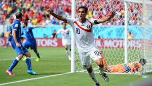 كوستاريكا تفوز على إيطاليا وتتأهل لدور الـ16 وتقصي إنجلترا