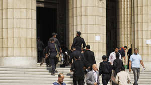 صورة أرشيفية لدار القضاء بالقاهرة