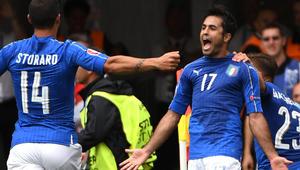 إيطاليا تقهر السويد وتصبح ثاني المتأهلين لدور الـ 16