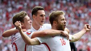 بولندا أول الواصلين لربع نهائي اليورو