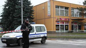 التشيك.. 9 قتلى في إطلاق نار داخل أحد المطاعم والشرطة تستبعد شبهة الإرهاب