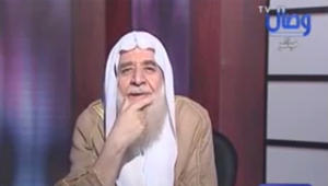 العرعور بفيديو: لولا أذناب إيران لما كان هذا الفساد باليمن وسوريا والعراق