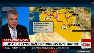 نائب أمريكي لـCNN: رغم الضربات الجوية.. داعش أقوى الآن والمقاتلون الأجانب لديهم زادوا 25% بعام