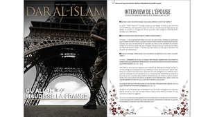 مجلة دار الإسلام التابعة لداعش