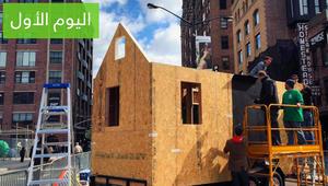 تخيّل..منزل يُبنى بثلاثة أيام فقط