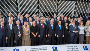 وزير خارجية قطر من بروكسل: سوريا مسؤوليتنا جميعا