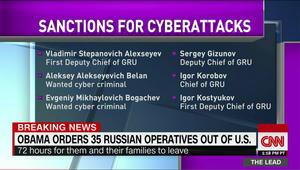 بعد إدراجهم بقائمة العقوبات الأمريكية.. من هم الضباط الروس الـ4