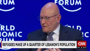 رئيس وزراء لبنان لـCNN: العنصر الأساسي لازدهار التطرف والإرهاب بالمنطقة هو عدم دعم المعتدلين بشكل كاف