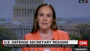 ميشيل فلورنوي.. من أبرز المرشحين لخلافة هاغل بوزارة الدفاع الأمريكية