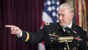 إسرائيل: أعلى مسؤول عسكري أمريكي يلتقي يعلون بعد انتقاده سياسة واشنطن