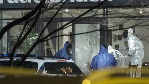 """بالصور: رصاص ورعب في كوبنهاجن بعد هجوم قرب كنيس واستهداف تجمع ضم رساما لصور """"مسيئة للنبي"""""""