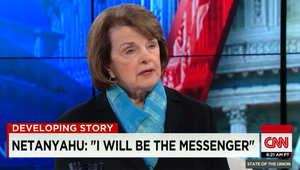 نتنياهو يغرد: أنا ذاهب لأمريكا بمهمة تاريخية.. وسيناتورة أمريكية يهودية ترد لـCNN: رئيس وزراء إسرائيل لا يتحدث باسم كل اليهود