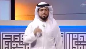 وسيم يوسف عن اعتراض طائرة إماراتية: ذكرتني بعجوز البسوس
