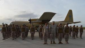 """بالصور.. وصول قوات برية وبحرية سعودية لتركيا ضمن """"efes 2016"""""""