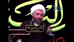 """الفوزان ينشر فيديو """"تحريض رجل دين شيعي"""" ضد الكعبة: قربى لله بالنسبة لهم"""