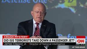 هل أسقط داعش الطائرة الروسية في سيناء؟.. رئيس الاستخبارات الأمريكية: لا أستبعد ذلك