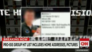 """نائب بالكونغرس يبين لـCNN كيف حصل داعش على أسماء 100 عسكري أمريكي بقائمة """"المهدور دمهم"""""""
