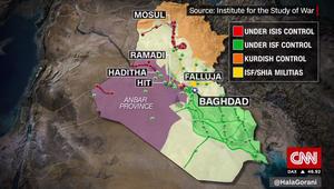 عقيد متقاعد بالجيش الأمريكي لـCNN: ردة فعل السنّة عند دخول جيش العراق للفلوجة ستكون مشكلة.. وهذا ما قصده السيستاني