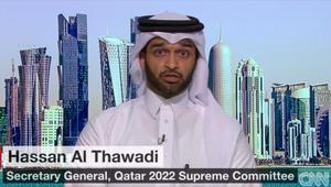 الأمين العام للجنة قطر 2022 العليا يرد لـCNN على تقرير آمنستي.. ويبين: نعمل بجد لتقديم المزيد